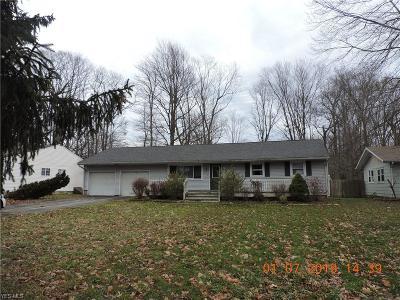 Geneva Single Family Home For Sale: 3114 Spencer Drive