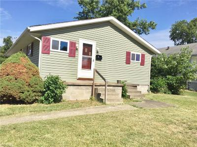 Zanesville Single Family Home Active Under Contract: 2503 Bell Street