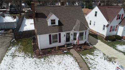 Fairview Park Single Family Home For Sale: 4350 West 210th Street