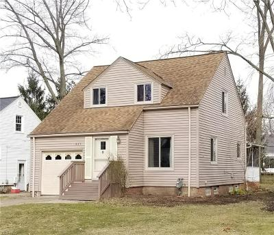Single Family Home Contingent: 445 Canterbury Rd