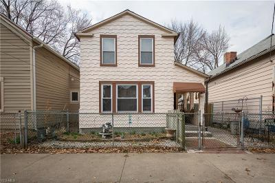 Ohio City Single Family Home For Sale: 3600 Whitman Ave
