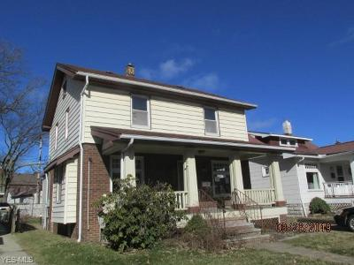 Single Family Home For Sale: 3688 West 148th St