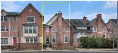 Shaker Heights Condo/Townhouse Contingent: 20050 Chagrin Blvd