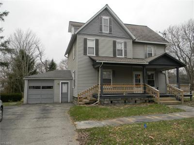 Salem Single Family Home For Auction: 185 Highland Ave