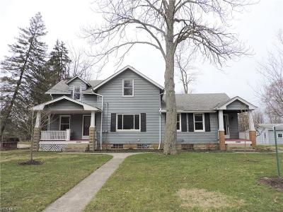 Olmsted Township Single Family Home For Sale: 26690 Cook Rd