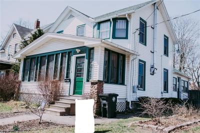 Ashtabula Single Family Home For Sale: 1411 West 8th St