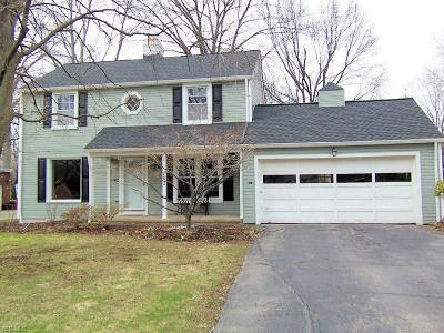 Boardman OH Single Family Home For Sale: $120,000