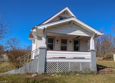 Girard Single Family Home For Sale: 1702 Churchill Rd