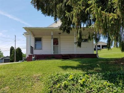 Guernsey County Single Family Home For Sale: 11017 Rich Street