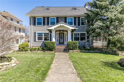 Shaker Heights Single Family Home Contingent: 2903 Warrington Rd