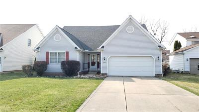 Willowick Single Family Home For Sale: 608 Carrington Court