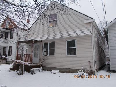 Cleveland Single Family Home For Sale: 3712 East 59th St