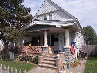 Single Family Home For Sale: 7202 Clark Ave