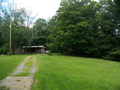 Lisbon Single Family Home For Sale: 36341 State Route 172
