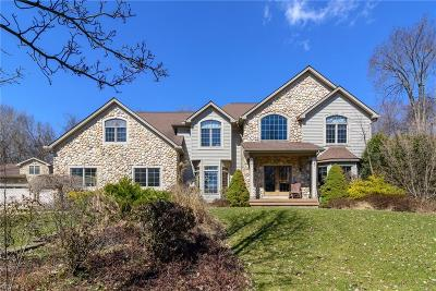 Chagrin Falls Single Family Home For Sale: 10700 Dawson Dr