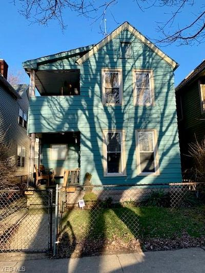 Cleveland Multi Family Home For Sale: 1817 West 47th St