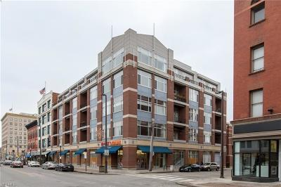 Cleveland Condo/Townhouse For Sale: 1951 West 26 St #517