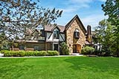 Broadview Heights Single Family Home For Sale: 2151 Oakes Road