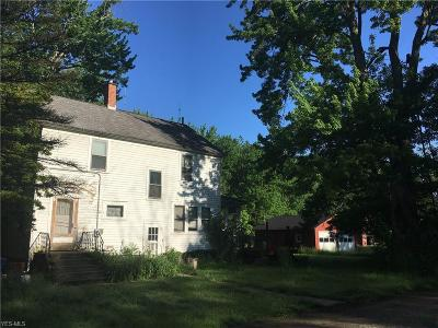 Olmsted Falls Single Family Home Active Under Contract: 23372 Sprague Road