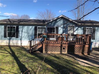 Single Family Home For Sale: 62 Oakwood Dr