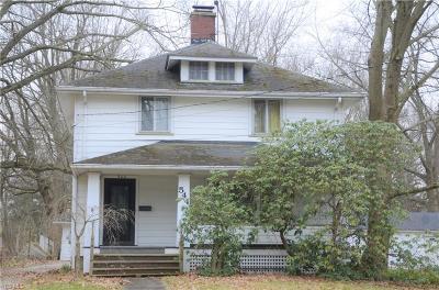 Ravenna Single Family Home For Sale: 544 East Highland Ave