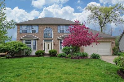 Sagamore Hills Single Family Home Active Under Contract: 8149 Augusta Lane