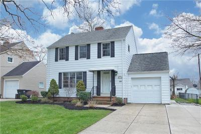 Lyndhurst Single Family Home For Sale: 5004 Anderson Rd
