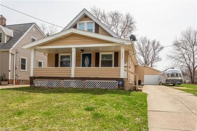 Single Family Home Contingent: 15025 Schuyler Ave