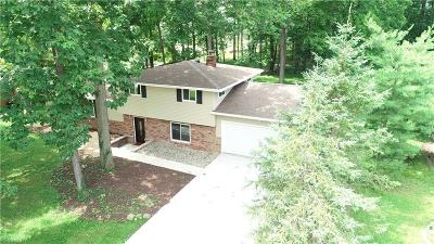 Brecksville Single Family Home For Sale: 7540 Winding Way