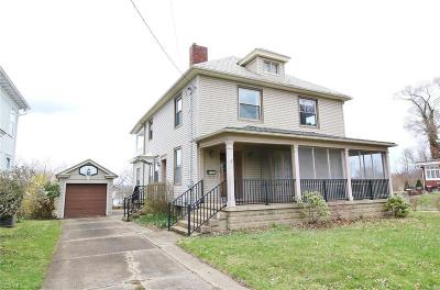 Muskingum County Single Family Home For Sale: 2353 Dresden Rd