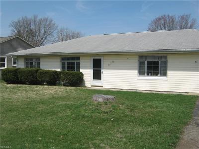Frazeysburg Single Family Home Active Under Contract: 270 W 3rd Street