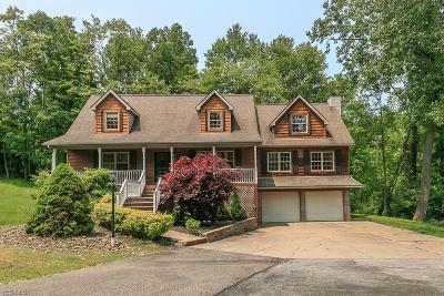 Concord Single Family Home Active Under Contract: 11007 Prouty Road