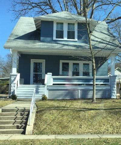 Kent Single Family Home Contingent: 707 South Depeyster St