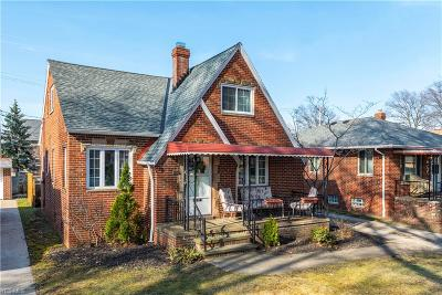 Cleveland Single Family Home For Sale: 15312 Fischer Rd