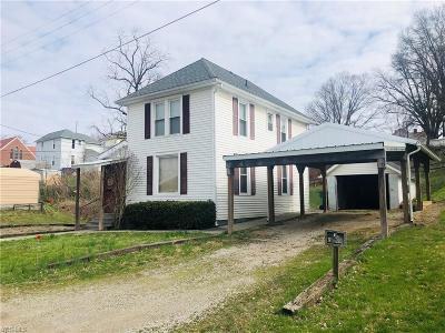Single Family Home For Sale: 125 South Pleasant St