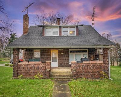 Single Family Home For Sale: 16599 Lisbon St Northeast