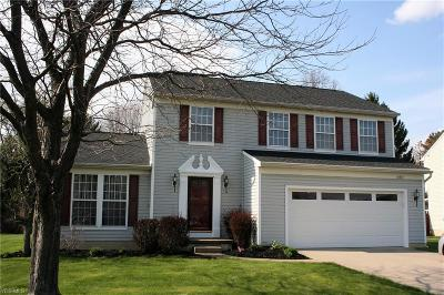 North Ridgeville Single Family Home For Sale: 34912 Clear Creek Dr