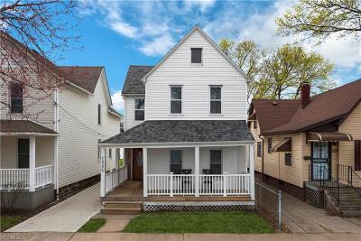 Cleveland Single Family Home For Sale: 1898 West 50th St