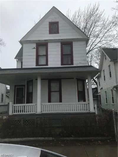 Cleveland Multi Family Home For Sale: 976 East 78th St