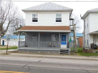 Ashland County Multi Family Home For Sale: 304 S Main Street