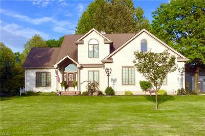 Mahoning County Single Family Home For Sale: 12825 Beaver Creek Rd