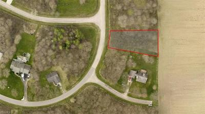 Ashtabula County Residential Lots & Land For Sale: 1784 Morning Star Drive
