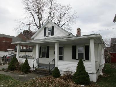 Lakewood Single Family Home For Sale: 2111 Woodward Ave