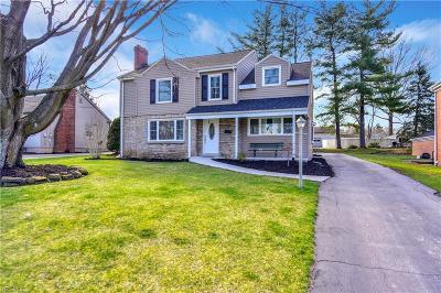 Poland Single Family Home For Sale: 2533 Coblentz Drive