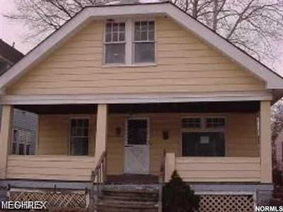 Cleveland Single Family Home For Sale: 3660 E 146th