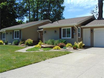 North Ridgeville Single Family Home For Sale: 5894 Tree Moss Ln