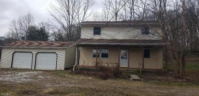 Single Family Home For Sale: 25600 Winona Rd