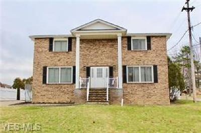 Seven Hills Multi Family Home For Sale: 7151 Broadview Rd