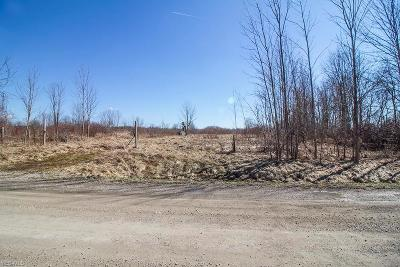 Ashtabula Residential Lots & Land For Sale: Green Hill Rd