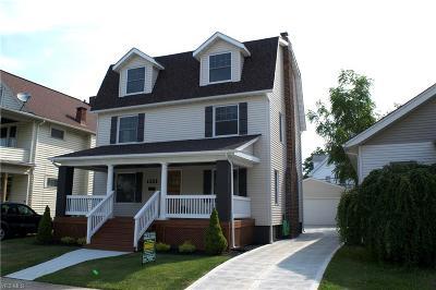 Lakewood Single Family Home For Sale: 1251 Gladys Avenue